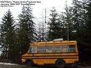 KB7PSG school bus, January 2004 VHF Sweepstakes