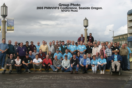 2005 Conference Group Photo