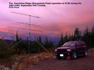 N7SS at Keechelus Ridge (Snoqualmie Pass), Sept 2005 VHF Contest