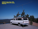 K7SQ at Paulina Peak CN93, September 2006 VHF Contest