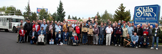 PNWVHFS 2009 Conference Group Photo