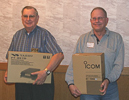 KL7NO and W7MY are grand prize winners at 2009 Conference
