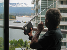 Who needs hilltops? Pete N6ZE in Vancouver BC for Sept VHF