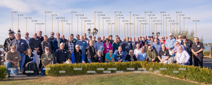 PNWVHFS 2017 conference group photo