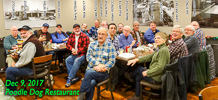 Dec 9th VHF Breakfast at the Poodle Dog in Fife, WA